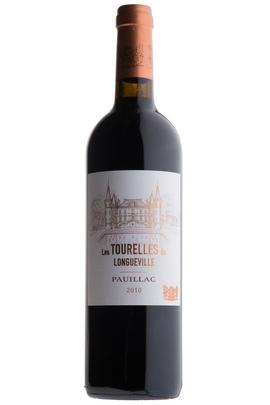 2010 Les Tourelles de Longueville, Pauillac, Bordeaux