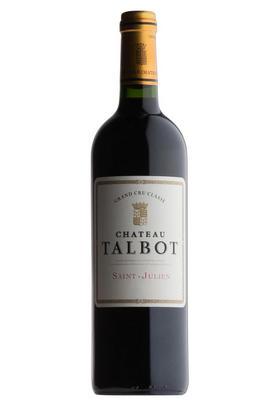 2010 Ch. Talbot, St Julien, Bordeaux