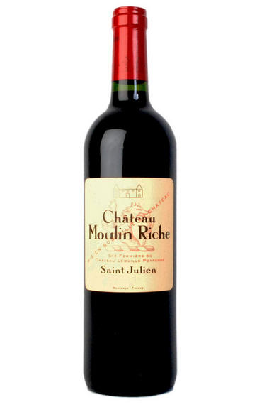 2010 Ch. Moulin Riche, St Julien