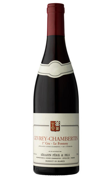2010 Gevrey-Chambertin, Le Fonteny, 1er Cru, Domaine Christian Sérafin
