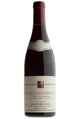 2010 Gevrey-Chambertin, Corbeaux 1er Cru Domaine Christian Sérafin