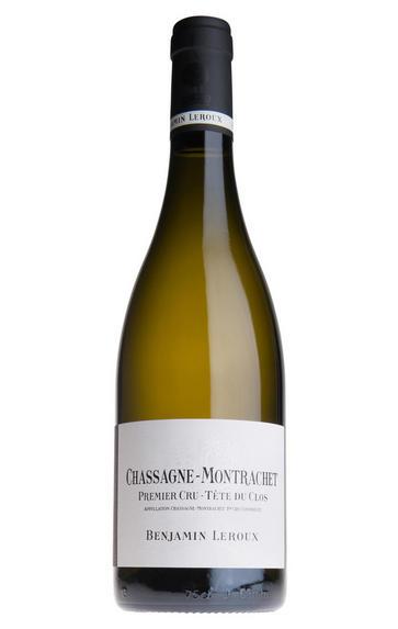 2010 Chassagne-Montrachet, Tête du Clos 1er Cru, Benjamin Leroux