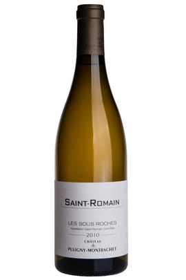2010 St Romain, Les Sous Roches, Ch. de Puligny-Montrachet
