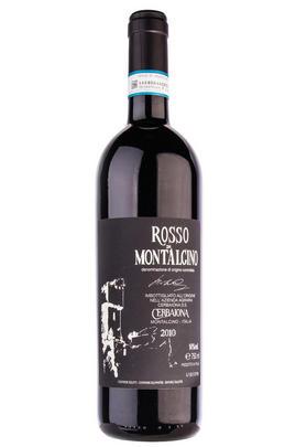 2010 Rosso di Montalcino, Cerbaiona, Tuscany