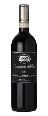 2010 Brunello di Montalcino, Cerretalto, Casanova di Neri, Tuscany, Italy