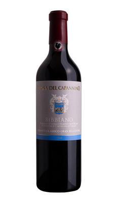 2010 Chianti Classico, Vigna del Capannino, Bibbiano, Tuscany, Italy