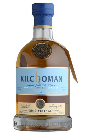 2010 Kilchoman, Vintage, Islay, Single Malt Scotch Whisky (48%)