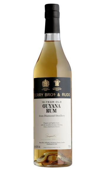 2010 Berry Bros. & Rudd Guyanan Rum, Cask No. 56, Genex (46%)