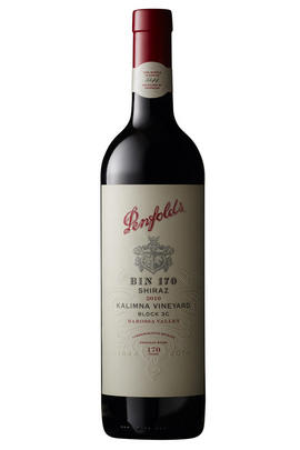 2010 Bin 170, Shiraz, Block 3C Kalimna Vineyard, Penfolds