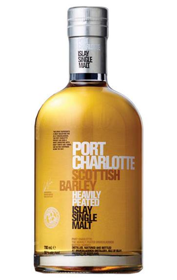 2010 Bruichladdich, Islay Barley, Islay, Single Malt Whisky (50%)