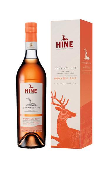 2010 Hine Bonneuil, Grande Champagne Cognac (42.1%)