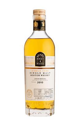 2010 Berry Bros. & Rudd Lochindaal, Cask No. 4348, Islay, Single Malt Scotch Whisky (60.2%)