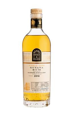 2010 Berry Bros. & Rudd Guyana Rum, Cask No. 06003 (60.5%)