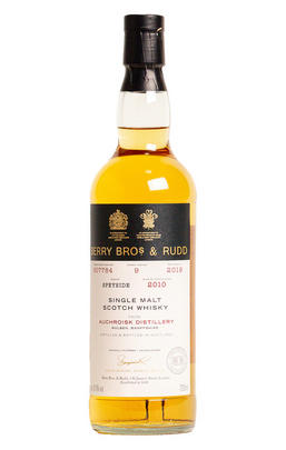 2010 Berrys' Auchroisk, Cask No 807784, Speyside, Single Malt Whisky, 61%