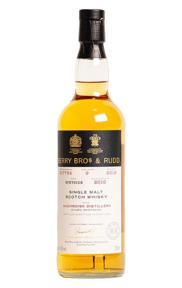 2010 Berrys' Auchroisk, Cask No 807784, Speyside, Single Malt Whisky, 61%