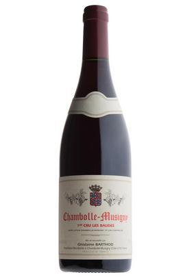 2011 Chambolle-Musigny, Les Baudes, 1er Cru, Domaine Ghislaine Barthod