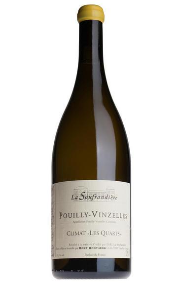 2011 Pouilly-Vinzelles, Les Quarts, Dom. de la Soufrandière, Bret Bros