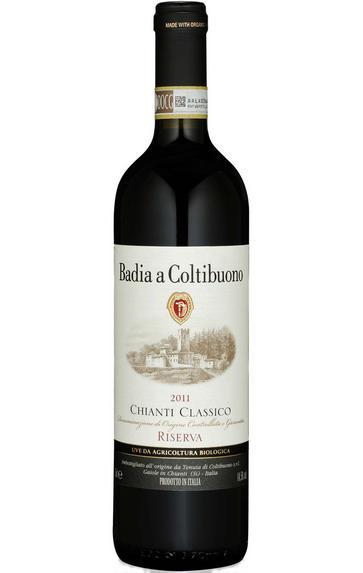 2011 Chianti Classico, Riserva, Badia a Coltibuono, Tuscany