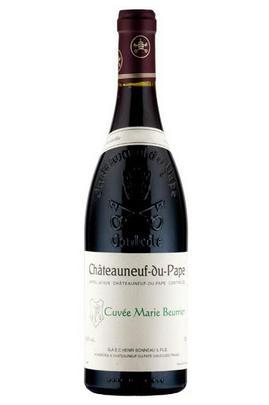 2011 Châteauneuf-du-Pape, Cuvée Marie Beurrier, Henri Bonneau, Rhône