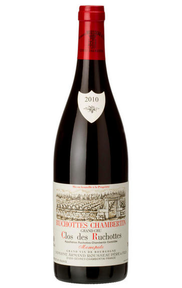 2011 Ruchottes Chambertin, Clos des Ruchottes, Grand Cru, Domaine Armand Rousseau, Burgundy