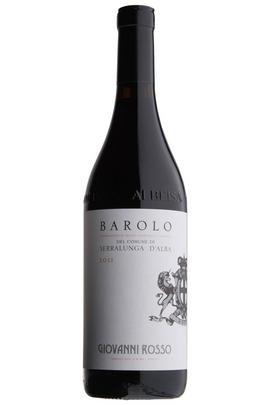 2011 Barolo, Serralunga d'Alba, Giovanni Rosso, Piedmont