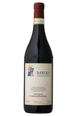 2011 Barolo, Cascina Fontana, Piedmont