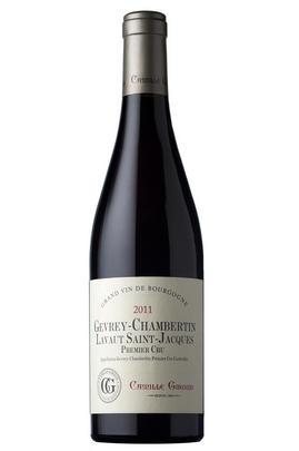 2011 Gevrey-Chambertin, 1er Cru Lavaux St Jacques, Domaine Denis Mortet