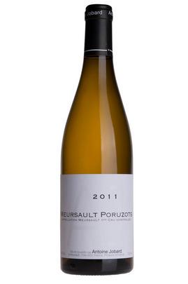 2011 Meursault, Poruzots, 1er Cru, Domaine Antoine Jobard, Burgundy