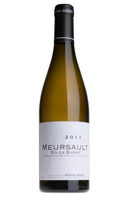 2011 Meursault, En la Barre, Domaine Antoine Jobard