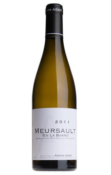 2011 Meursault, En la Barre, Domaine Antoine Jobard, Burgundy