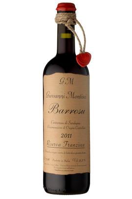 2011 Barrosu, Cannonau di Sardegna Riserva, Giovanni Montisci
