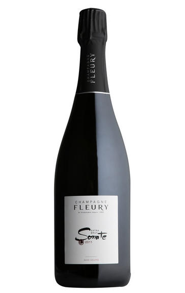 2011 Champagne Fleury, Sonate, Extra Brut