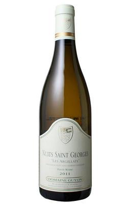 2011 Nuits-St Georges Blanc, Les Argillats, Domaine Guyon, Burgundy