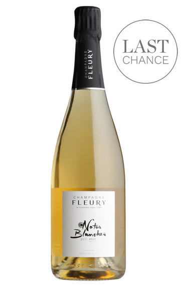 2011 Champagne Fleury, Notes Blanches, Brut