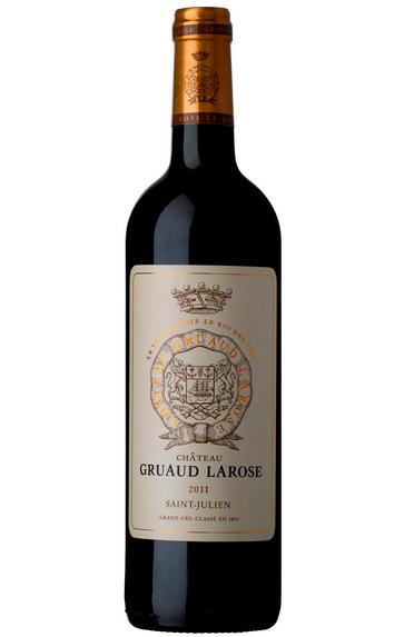2011 Ch. Gruaud-Larose, St Julien