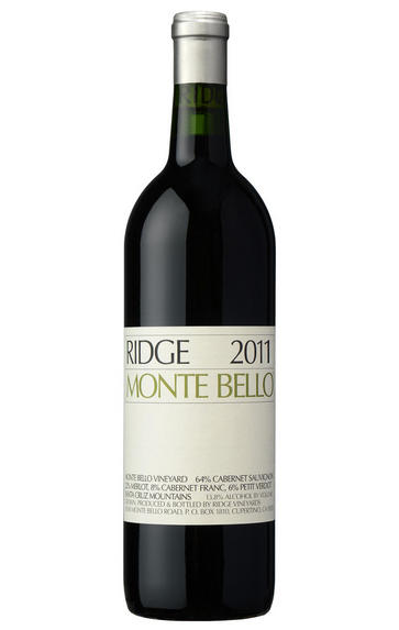 2011 Ridge, Monte Bello, Santa Cruz Mountains, California, USA