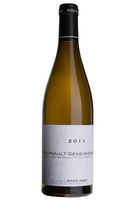 2011 Meursault, Genevrières, 1er Cru, Domaine Antoine Jobard, Burgundy