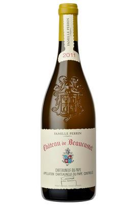 2011 Châteauneuf-du-Pape Blanc, Ch. de Beaucastel