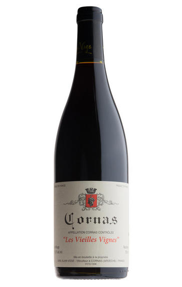 2011 Cornas, Les Vieilles Vignes, Alain Voge, Rhône