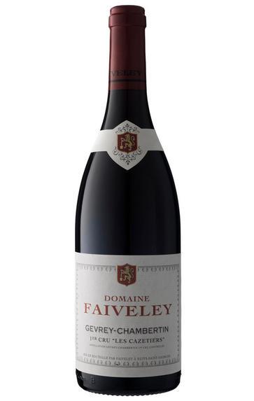 2011 Gevrey-Chambertin, Les Cazetiers, 1er Cru, Domaine Faiveley, Burgundy