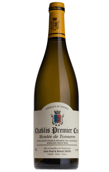2011 Chablis, Montée de Tonnerre, 1er Cru, Jean-Paul & Benoît Droin, Burgundy