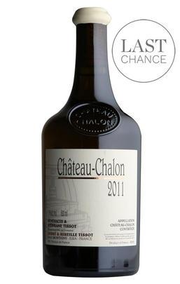 2011 Vin Jaune, Château Chalon, Domaine Tissot, Jura