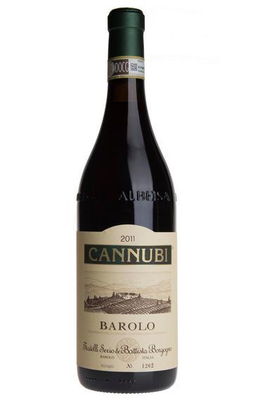 2011 Barolo, Cannubi, Serio & Battista Borgogno, Piedmont, Italy