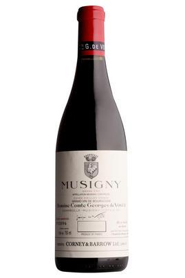 2011 Musigny Rouge, Grand Cru, Vieilles Vignes, Domaine Comte Georges de Vogüé, Burgundy