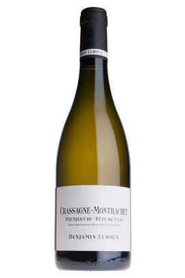 2011 Chassagne-Montrachet, Tête du Clos, 1er Cru, Benjamin Leroux, Burgundy