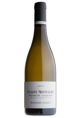 2011 Puligny-Montrachet, Champ Gain, 1er Cru, Benjamin Leroux