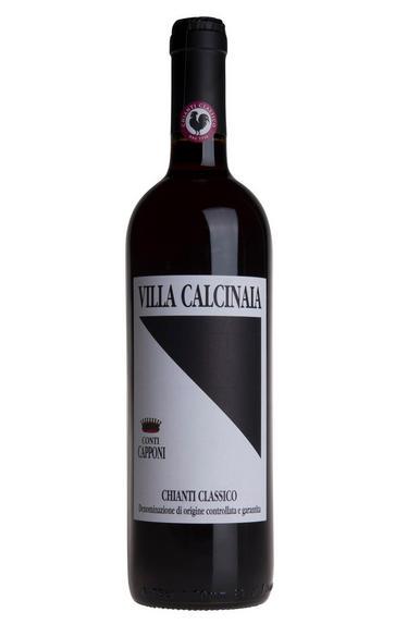 2011 Chianti Classico Riserva, Villa Calcinaia, Greve in Chianti