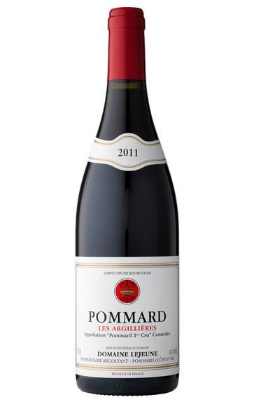 2011 Pommard, Les Argillières, 1er Cru, Domaine Lejeune