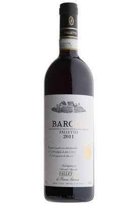 2011 Barolo, Falletto, Bruno Giacosa, Piedmont, Italy