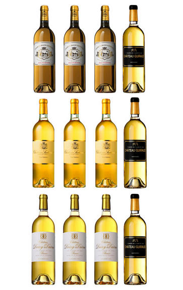 2011 Liquid Gold Assortment Case Sauternes